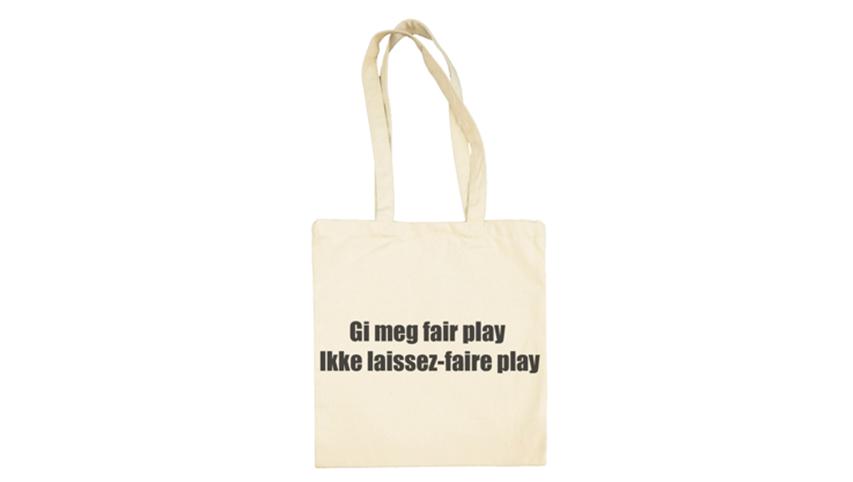 Handlenett: Gi meg fair play - ikke laissez-faire
