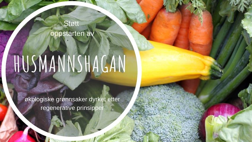 Husmannshagan - økologisk og regenerativt landbruk