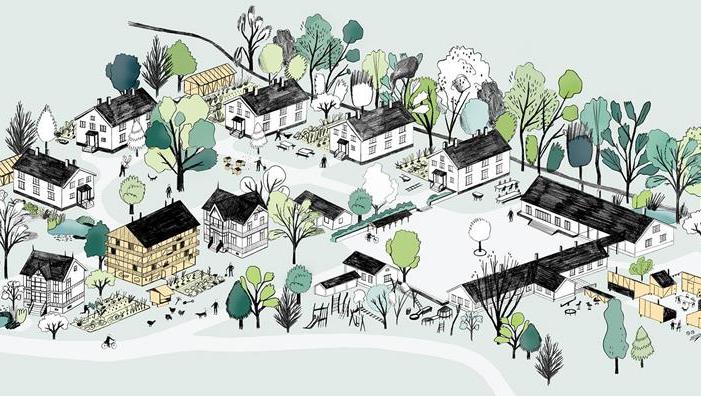 Startkapital  Ormsundveien Økogrend boligstiftelse