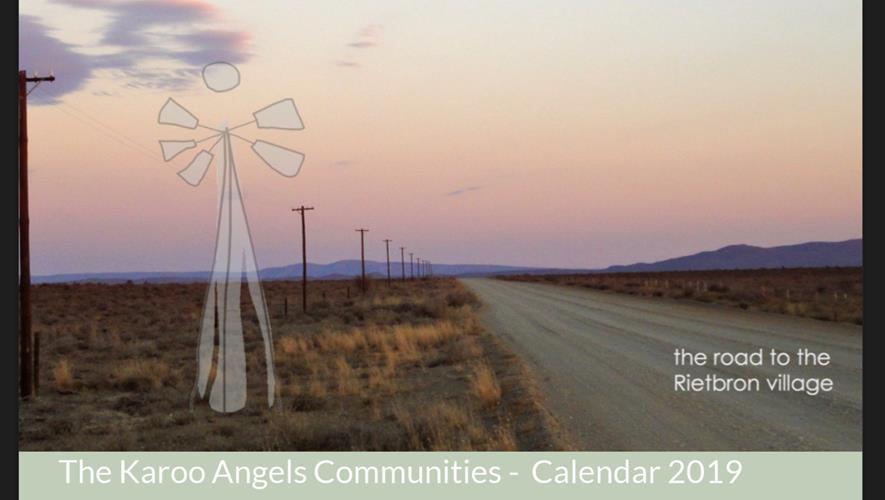 Karoo Angels kalender 2019