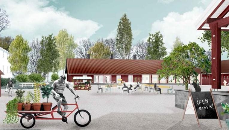 Støttemedlem I Ormsund byøkologiske buforening